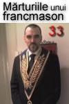 Mărturiile unui francmason de grad 33