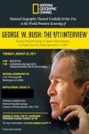 9/11 prin ochii lui George W. Bush